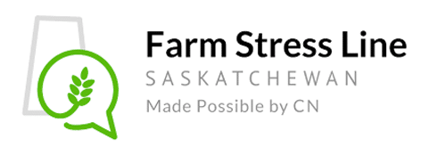 Farm Stress Line logo